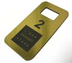 NUMEREK GRAWEROWANY -  laminat lz 990