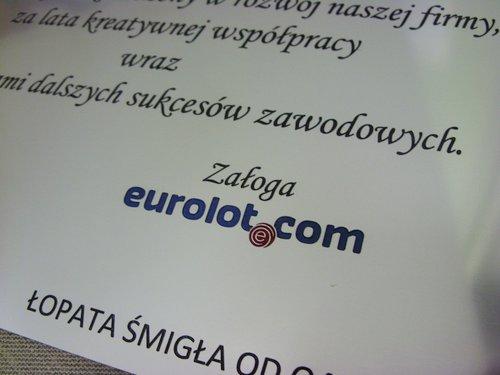 Grawerunek laserowy w tabliczce z laminatu lz 991