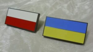 Flagi emaliowane